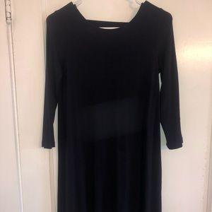 Lilly pulitzer navy ophelia dress